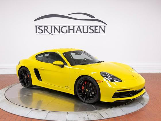 2018 Porsche Cayman GTS:24 car images available