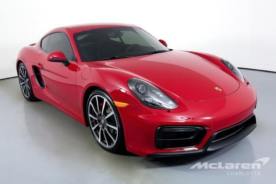 2015 Porsche Cayman GTS