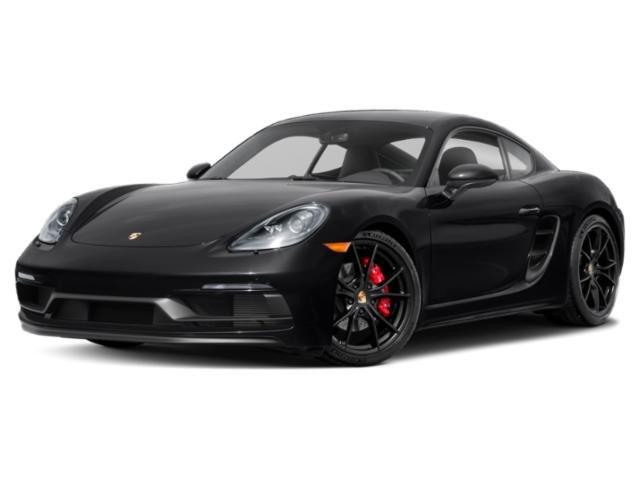 2018 Porsche Cayman GTS : Car has generic photo