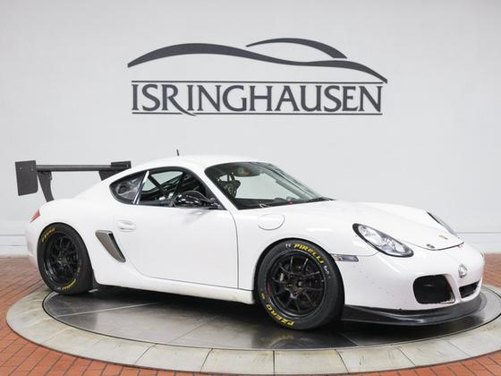 2012 Porsche Cayman R Race Car:24 car images available