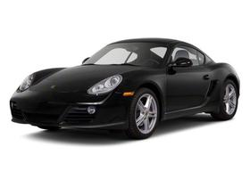 2012 Porsche Cayman R : Car has generic photo