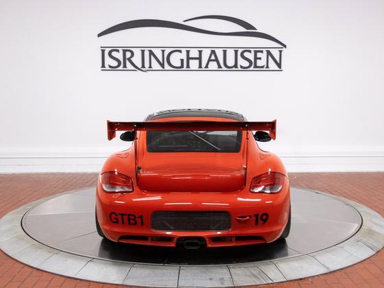 2010 Porsche Cayman Race Car