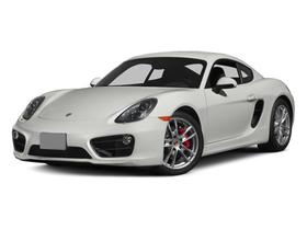 2014 Porsche Cayman S Race Car : Car has generic photo