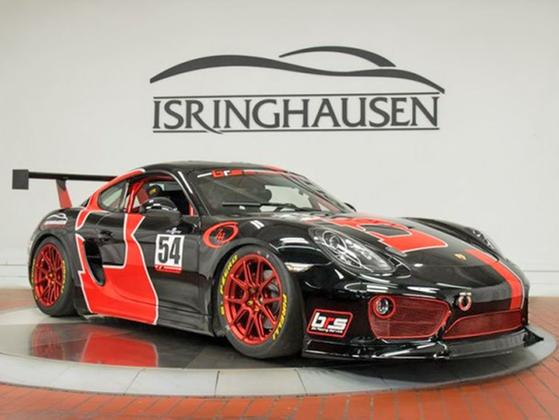 2014 Porsche Cayman S Race Car:10 car images available
