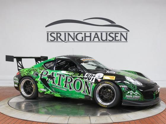 2009 Porsche Cayman S Race Car:24 car images available