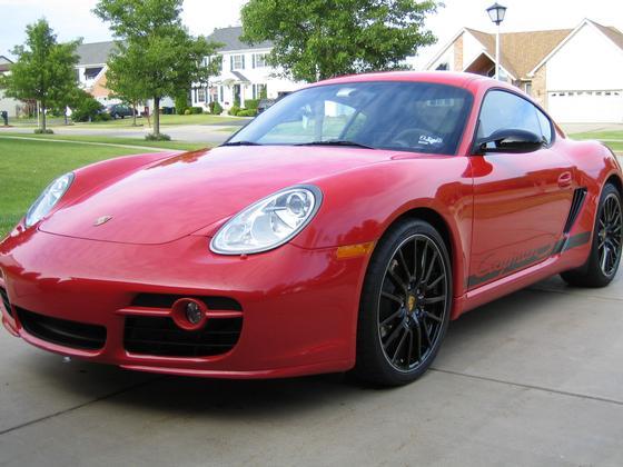2008 Porsche Cayman S Sport:17 car images available