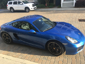 2015 Porsche Cayman S Sport:7 car images available