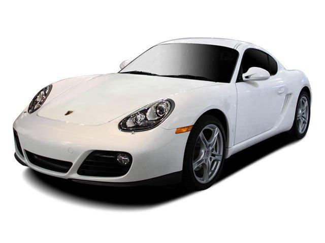 2008 Porsche Cayman S Sport : Car has generic photo