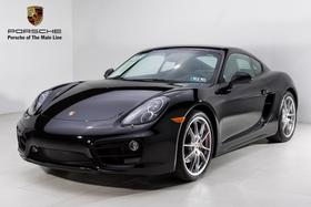 2014 Porsche Cayman S:22 car images available