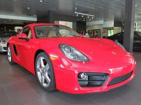 2014 Porsche Cayman S:20 car images available