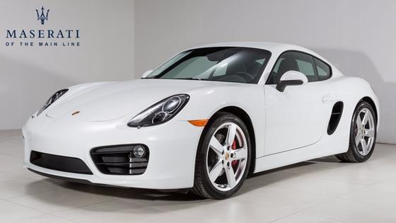 2015 Porsche Cayman S:22 car images available