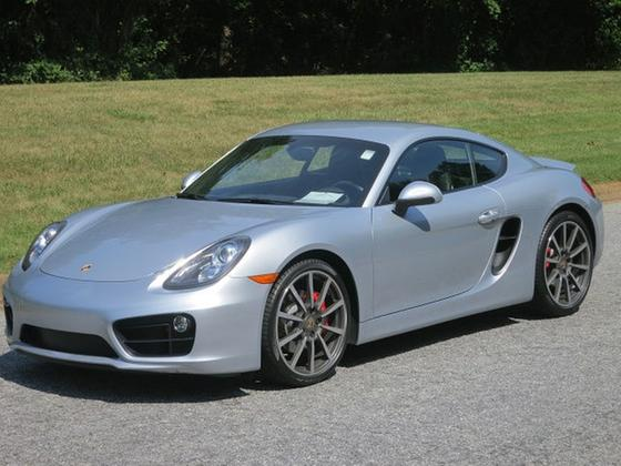 2014 Porsche Cayman S:24 car images available