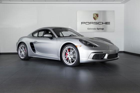 2018 Porsche Cayman S:23 car images available