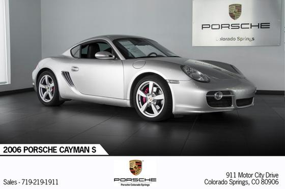 2006 Porsche Cayman S:23 car images available