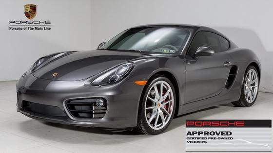 2014 Porsche Cayman S:21 car images available