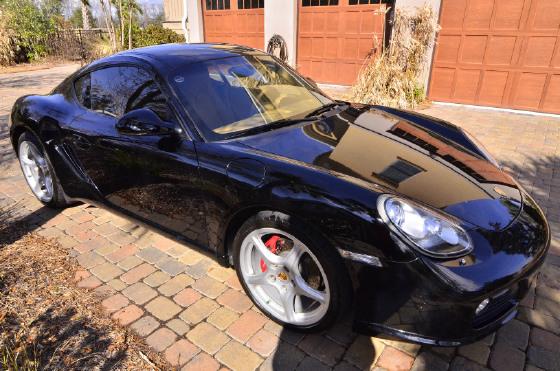 2009 Porsche Cayman S:6 car images available