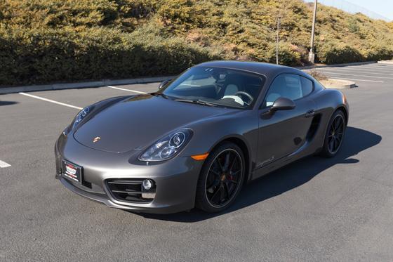 2014 Porsche Cayman S:9 car images available