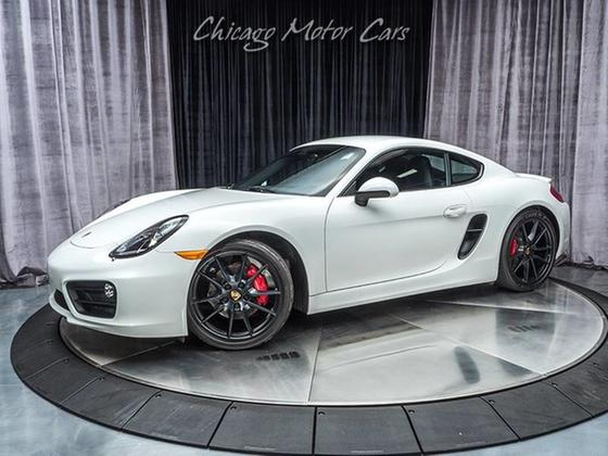 2015 Porsche Cayman S:24 car images available