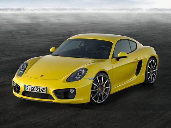 2016 Porsche Cayman S : Car has generic photo