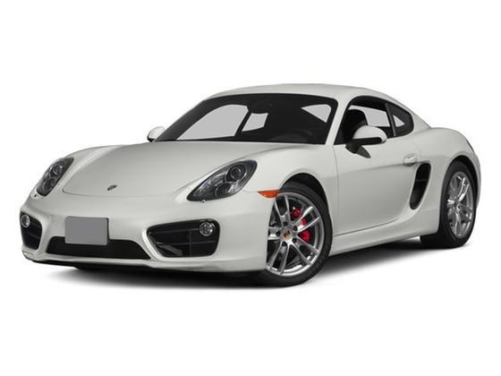 2014 Porsche Cayman S : Car has generic photo
