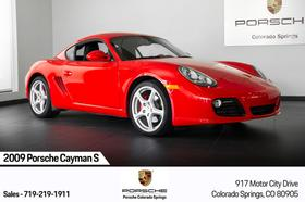 2009 Porsche Cayman S:23 car images available