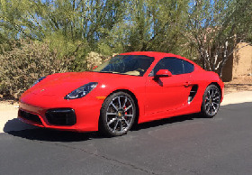 2015 Porsche Cayman S:6 car images available