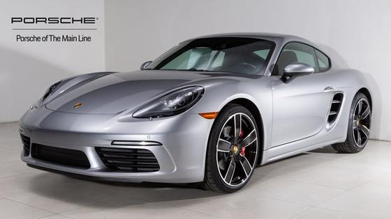 2019 Porsche Cayman S:22 car images available