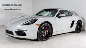 2018 Porsche Cayman S:20 car images available