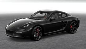 2019 Porsche Cayman S:2 car images available