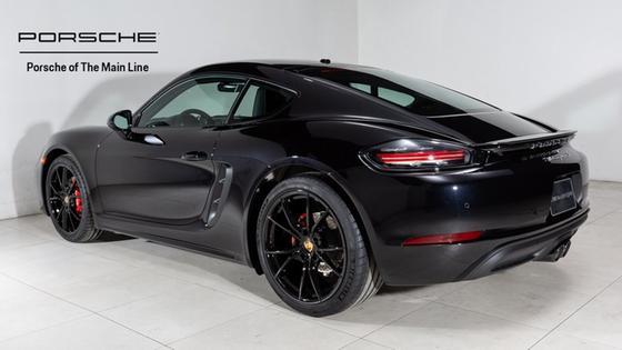 2019 Porsche Cayman S