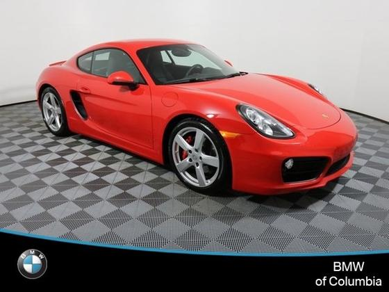 2015 Porsche Cayman S:23 car images available