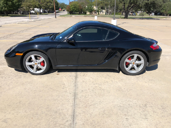 2007 Porsche Cayman S:6 car images available