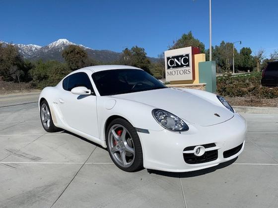 2008 Porsche Cayman S:24 car images available