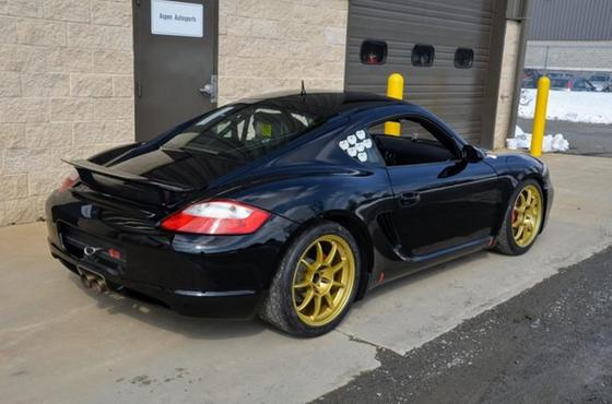 2006 Porsche Cayman S