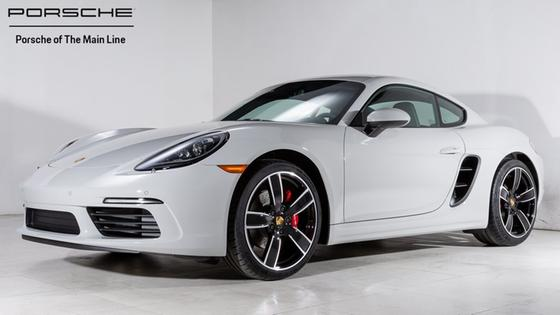2019 Porsche Cayman S:23 car images available