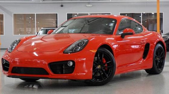 2016 Porsche Cayman S:24 car images available