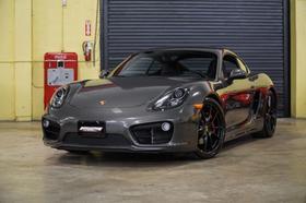 2016 Porsche Cayman S:22 car images available