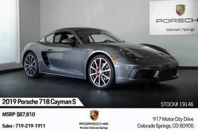 2019 Porsche Cayman S:24 car images available