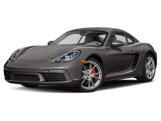 2019 Porsche Cayman S : Car has generic photo