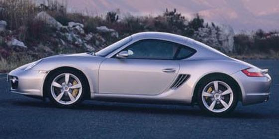 2006 Porsche Cayman S : Car has generic photo