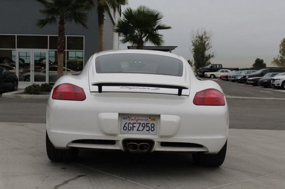 2008 Porsche Cayman S