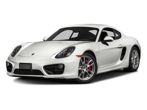 2016 Porsche Cayman S : Car has generic photo