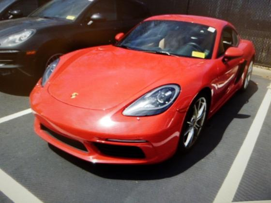 2017 Porsche Cayman S:2 car images available