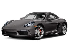 2018 Porsche Cayman S : Car has generic photo