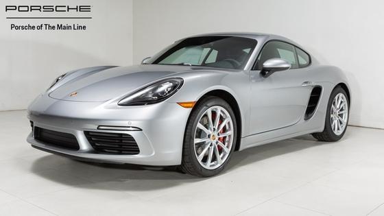 2020 Porsche Cayman S:21 car images available