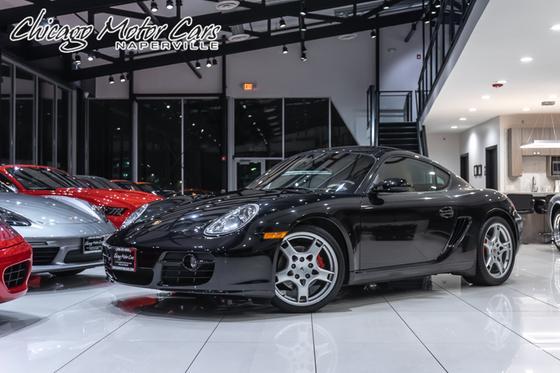2007 Porsche Cayman S:24 car images available