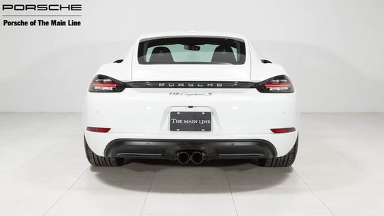 2017 Porsche Cayman S
