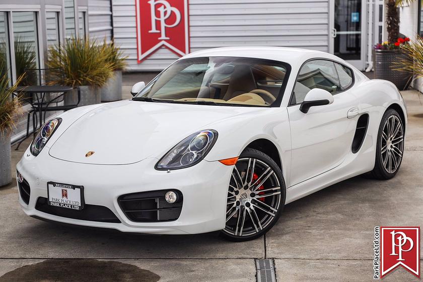 2016 Porsche Cayman S:24 car images available