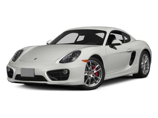 2015 Porsche Cayman S : Car has generic photo
