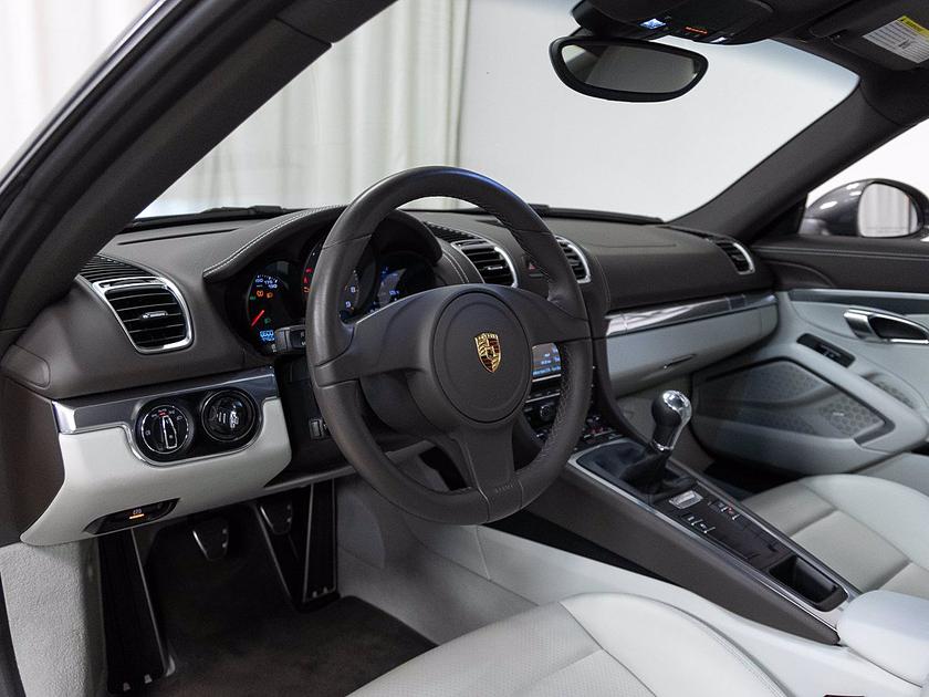 2015 Porsche Cayman S